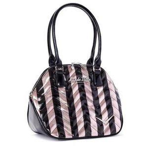 Chevron queen purse